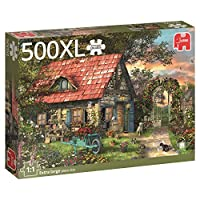 Premium Collection 18529 Garden Shed 500 XL Piece Jigsaw Puzzle, X-Large
