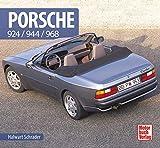 ポルシェ解説洋書「Porsche 924/944/968」カラー写真多数