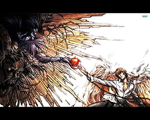 Death Noteポスターアニメ日本アニメーションCartoon 16X 20インチ