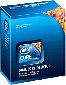 Intel Boxed Core i3 i3-540 3.06GHz 4M LGA1156 BX80616I3540
