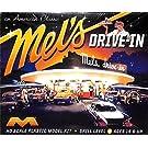 """MOEBIUS MODELS 1:87 HO SCALE MODEL KIT """"Mel's DRIVE-IN"""" メビウスモデル 1:87 HOスケール モデルキット 「メルズ ドライブイン」 アメリカ"""