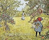 2019 KORSCH (コルシュ) カレンダー カール・ラーション(Carl Larsson)