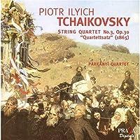 チャイコフスキー:弦楽四重奏