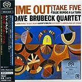 タイム・アウト [SACD] / デイブ・ブルーベック, ユージン・ライト, ポール・デスモンド, ジョー・トレモロ (演奏) (CD - 2000)