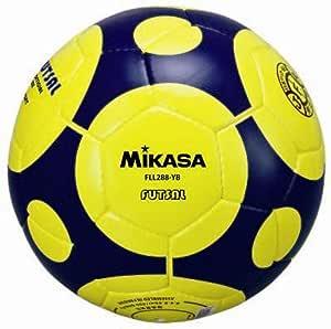 MIKASA(ミカサ)【FLL288-YB】フットサルボール 検定球