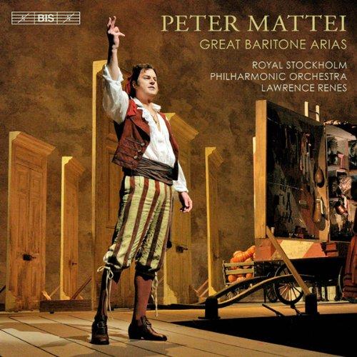 ペーテル・マッテイ:バリトン・アリア集 (Peter Mattei : Great Bariton Arias) (SACD Hybrid)