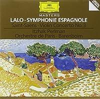 Symphonie Espagnole (+ Saint-Sa窶ーns: Violin Concerto 3) [Masters] by Itzhak Perlman (1995-06-13)