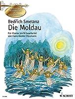 The Moldau: Simple Arrangement for Piano