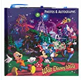 Disney(ディズニー) Mickey Mouse and Friends Storybook Autograph Book - Walt Disney World アルバム付きサイン帳【並行輸入品】