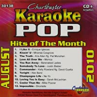 Karaoke: Pop Hits of the Month - August 2010