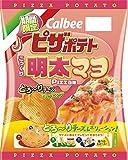 カルビー ピザポテト こっくり明太マヨPizza味 60g 3個
