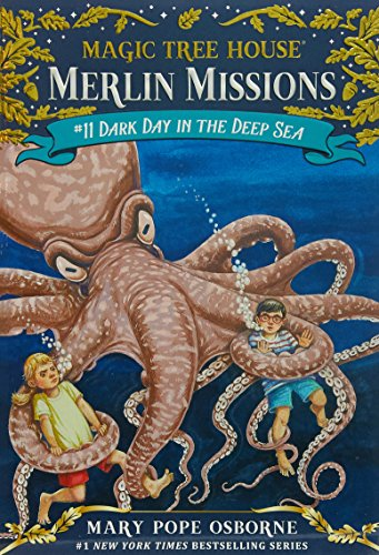 Dark Day in the Deep Sea (Magic Tree House (R) Merlin Mission)の詳細を見る