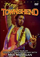 Play Townshend [DVD] [Import]