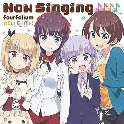 TVアニメ「 NEW GAME! 」 キャラクターソングミニアルバム「Now Singing♪♪♪