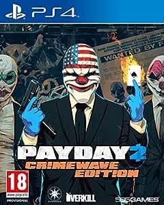 Payday 2 Crimewave Edition (PS4) (輸入版)