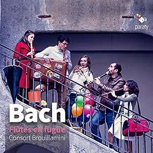 Bach: Flutes en Fugue