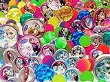 スーパーボール アナと雪の女王 アソートミックス 150入 / お楽しみグッズ(紙風船)付きセット [おもちゃ&ホビー]