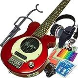 Pignose ピグノーズ ギター PGG-200 CA アンプ内蔵ミニギター14点セット [98765]【検品後発送で安心】