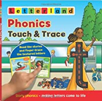 Phonics Touch & Trace (Letterland)