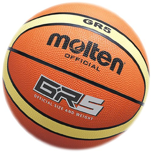 molten(モルテン) ジウジアーロ(GIUGIARO) ゴムバスケット5号球 BGR5