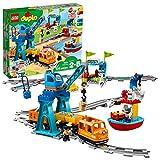 LEGO DUPLO Trains 10875 組み立てキット 105ピース マルチカラー