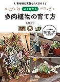 寄せ植え実例もたくさん! よくわかる多肉植物の育て方 画像