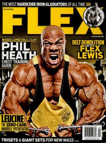 Flex [US] April 2012 (単号)