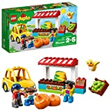 LEGO DUPLO Town Farmers ' Market 10867建物キット( 26 Piece )