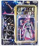「宇宙刑事ギャバン」 SPACE SHERIFF アクションフィギュアコレクション シャイダー