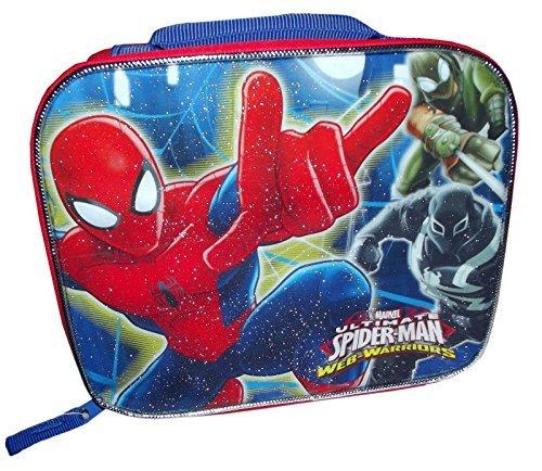 おもちゃ Spiderman スパイダーマン Web Warriors Lunch Bag [並行輸入品]