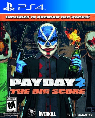 Payday 2 The Big Score (輸入版:北米) - PS4