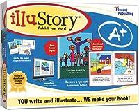 Illustory Write & Illustrate Your Own Book (Word Tracks Studio)