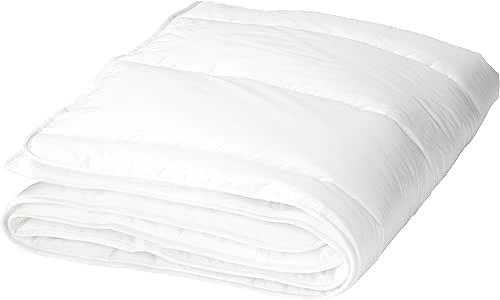 LEN 掛け布団 ベビーベッド用 ホワイト 00169070 イケア IKEA
