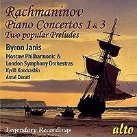 Rachmaninov: Piano Concertos 1