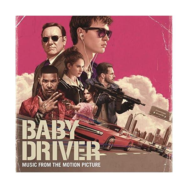 「ベイビー・ドライバー」オリジナル・サウンドトラックの商品画像