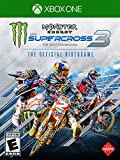 Monster Energy Supercross  The Official Videogame 3(輸入版:北米)- XboxOne