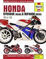 Honda VFR400 Service And Repair Manual