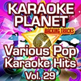 She's Always a Woman (Karaoke Version) (Originally Performed By Fyfe Dangerfield)