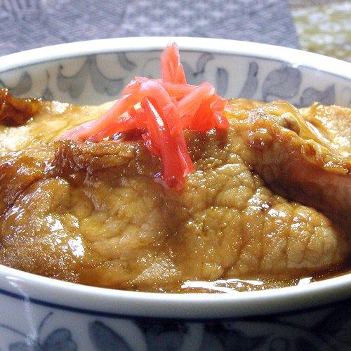 北海道帯広ぶたいち・豚丼の具