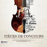 Pieces De Concours: Virtuosic