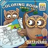 Coloring Book 24 Lite: Animal ABCs [Download]