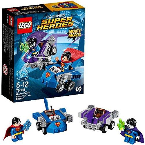 レゴ(LEGO)スーパー・ヒーローズ マイティマイクロ:スーパーマン vs ビザロ 76068の詳細を見る