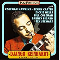 Django Reinhardt 1935-1939