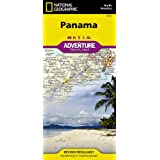 National Geographic Adventure Map Panama