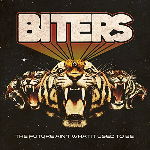 The Future Ain't What It Used To Be Biters Earache