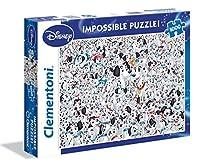 Clementoni 101 Dalmatiner Puzzle (1000 Piece) [Floral] [並行輸入品]
