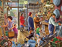 White Mountain Puzzles The Hardware Store Jigsaw Puzzle (550 Pieces) [並行輸入品]