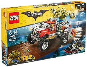 レゴ(LEGO) バットマンムービー キラークロックのテイルゲイター 70907