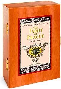 プラハのタロットDX版(大型仕様)/The Tarot of Prague Limited Delux Edition
