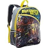(トランスフォーマーズ) Transformers レディース バッグ バックパック・リュック Autobots Roll Out Backpack 並行輸入品